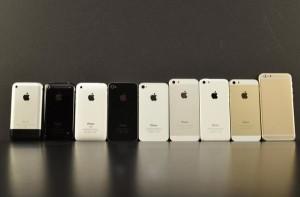 Una imagen de apple ios ipad iphone telefonos moviles Así ha evolucionado el iPhone desde su creación