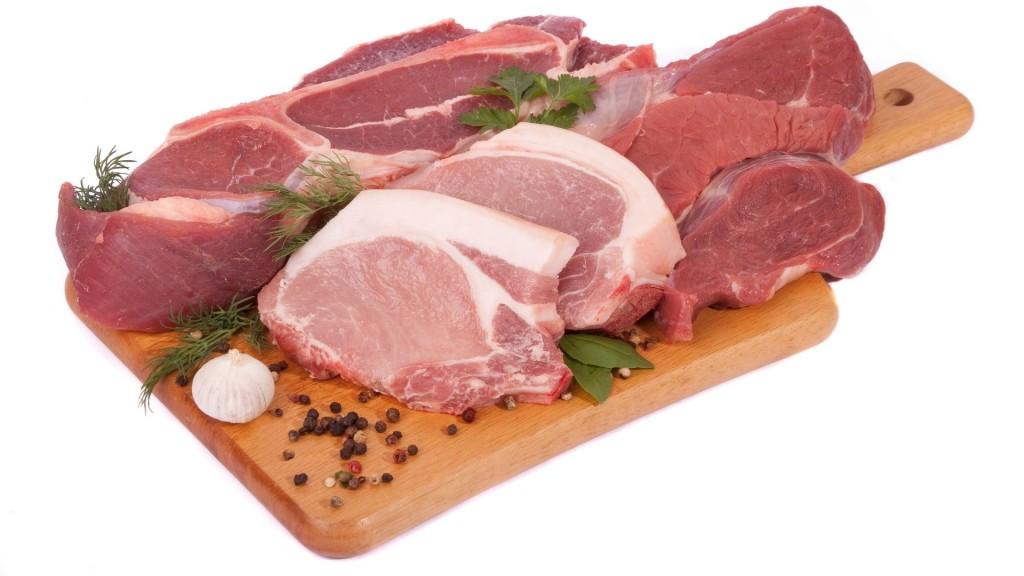 Una imagen de comida comida saludable dieta sana ¿Cuál es la carne más saludable?